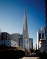 The Transamerica Pyramid is the tallest skyscraper in the San Francisco, California, skyline and one of its most iconic LCCN2011631972.tif