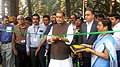 The Union Minister for Agriculture and Farmers Welfare, Shri Radha Mohan Singh inaugurating the Indian Seed Congress – 2017, in Kolkata on February 13, 2017.jpg