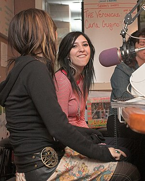 The Veronicas interviewed at radio station KBK...