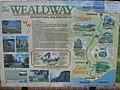 The Wealdway Information Board - geograph.org.uk - 1344768.jpg