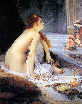 Jean-Jules-Antoine Lecomte du Nouÿ - Image: The White Slave