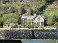 The house at King Harry Ferry on the bank of the Fal - geograph.org.uk - 996689.jpg