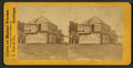 The last remaining one of the old blockhouses connected with Fort Halifax at Teconnet, now Winslow, Me., on a point of land between the rivers Kennebec and Sebasticook, built Sept. 3, 1754, from Robert N. Dennis collection of stereoscopic views.png