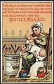 There was an old woman, and what do you think? She fed all her babies on victuals and drink but 'victuals & drink,' (it should be understood) was the old woman's name for Nestle's Milk Food. Nestle's Mother Goose series. (front) - 820.jpg