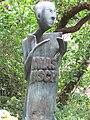 Thomas Brasch, grave decoration by Alexander Polzin.jpg