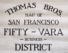 Thomas Bros. logo on San Francisco map.jpg