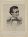 Thomas Hicks - Leopold Grozelier - Presidential Candidate Abraham Lincoln 1860 - Original LoC scan.png