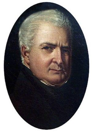 Thomas Veazey - Image: Thomas Veazey, 1836 painting