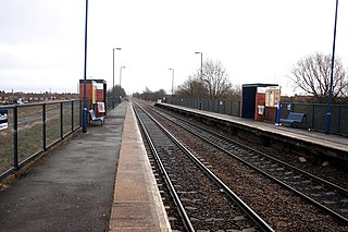Thorne South railway station