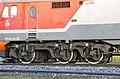 Three-axle bogie of russian passenger diesel locomotive EP2K (EP2K-181).jpg