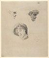 Three Studies of Heads of Women MET DP836562.jpg