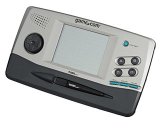 Game.com handheld video game console