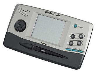 Game.com - The original Game.com system