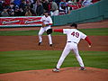 Tim Wakefield vs Yankees 2006.jpg