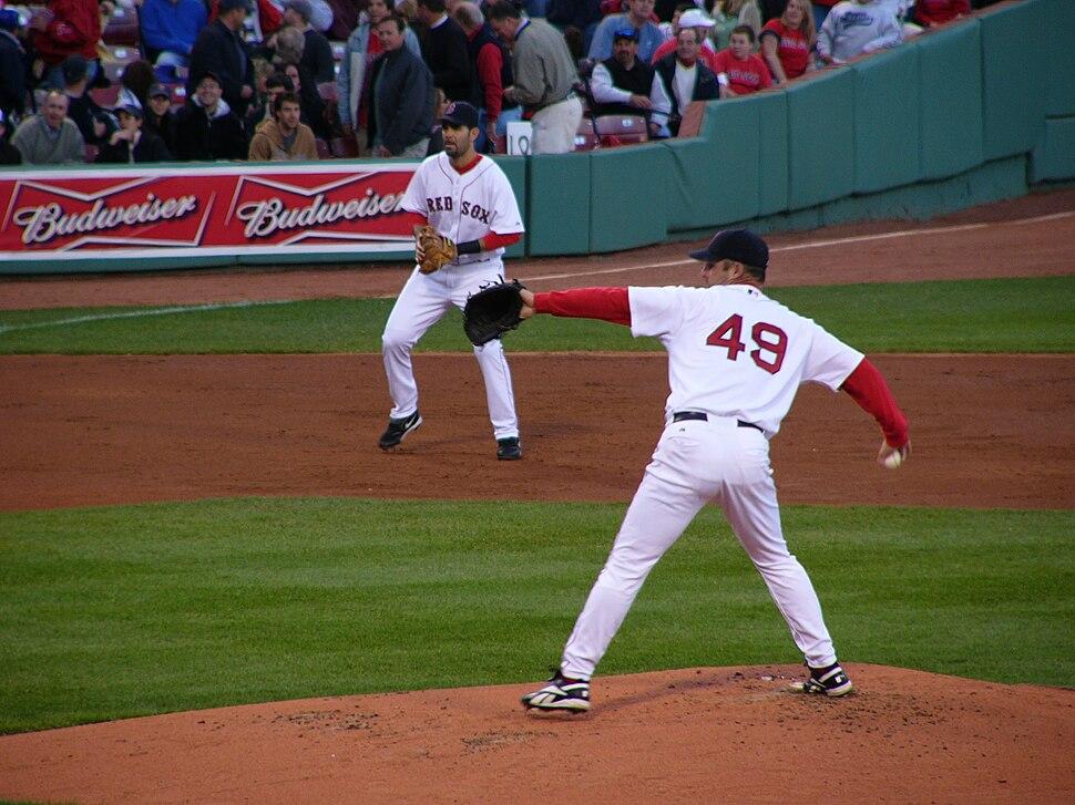 Tim Wakefield vs Yankees 2006