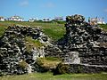 Tintagel - Village with castle ruins.jpg