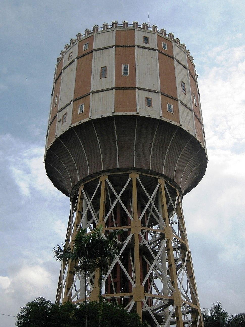 Tirtanadi Water Tower, Medan - panoramio