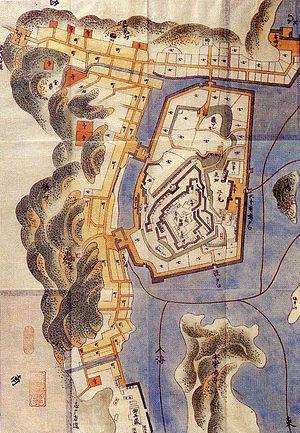 Toba Castle - Image: Tobaj 1