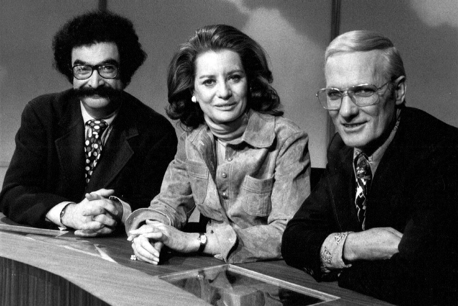 Today show panel 1973