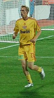 Tomáš Berger Czech footballer