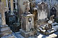 Tombs at the Porte Sante Cemetery in Florence.jpg