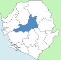 Tonkolili District Sierra Leone locator.png