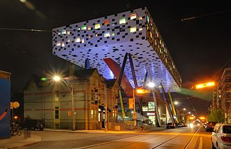 2004 in architecture - Image: Toronto ON Ontario College of Art & Design