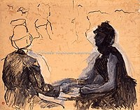 Toulouse-Lautrec - BAL MASQUE, 1888, MTL.128.jpg