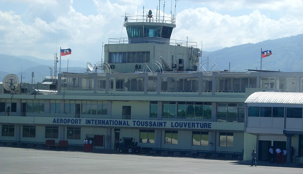Toussaint Louverture International Airport