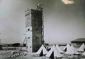 Ein HaShofet - Tower and Stockade, 1938