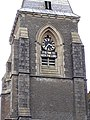 Tower of Parish Church of St Philip and St James, Ilfracombe, Sep 2017.jpg