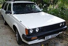 Toyota Carina Wikipedia