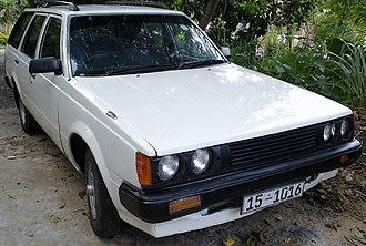 Toyota Carina - 1984 Toyota Carina Wagon (KA67V)