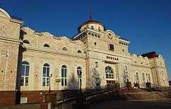 Train Station Izhevsk Russia (14285693278).jpg