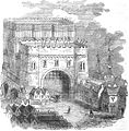 Traitors' Gate, Old London Bridge (Robert Chambers, p.158, 1832) - Copy.jpg