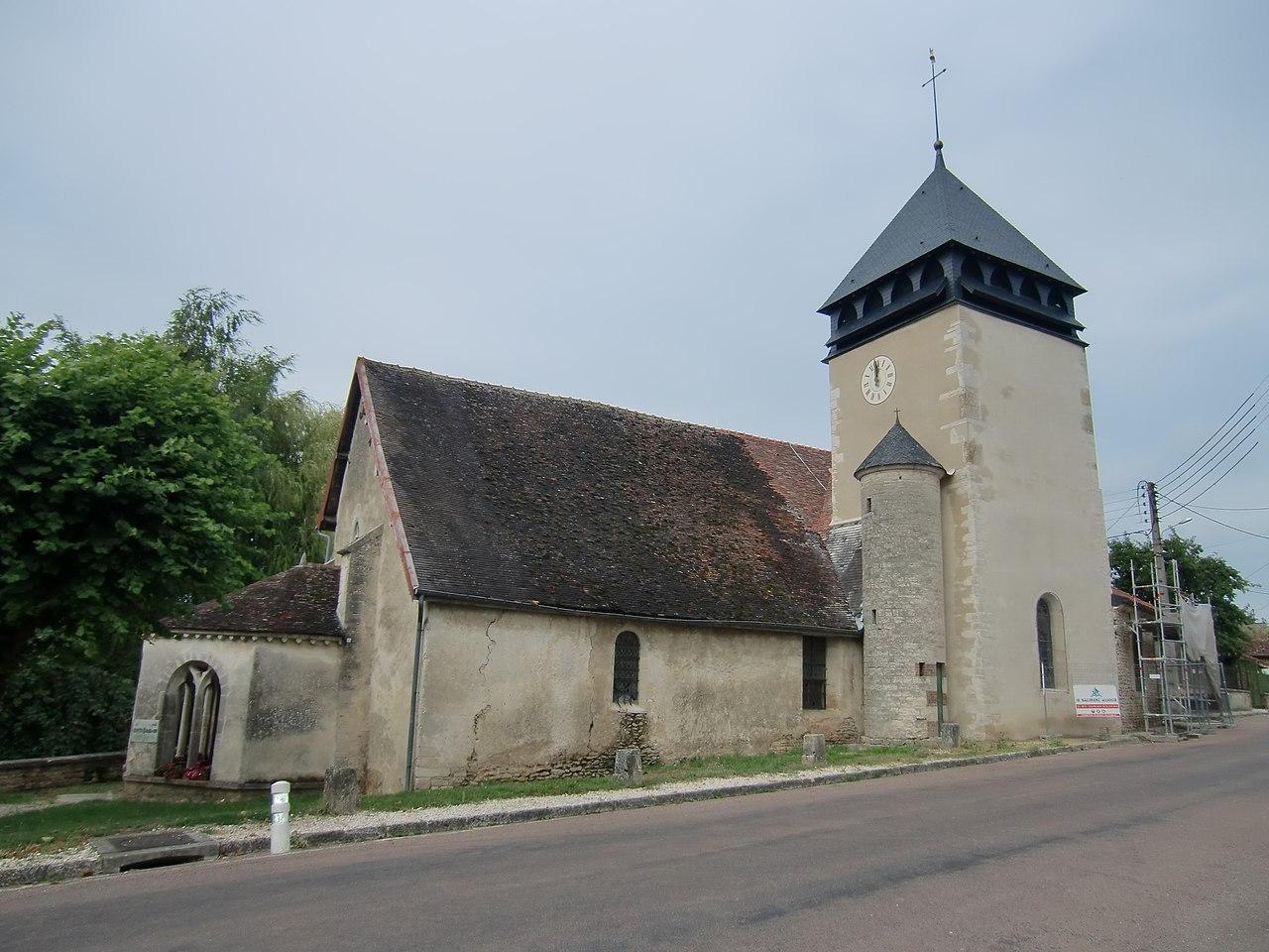 Trannes église.JPG