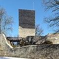 Treuchtlingen, Burg, Wohnturm, 6.jpeg