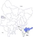 Troisième circonscription législative des Alpes-Maritimes (découpage 2010).png