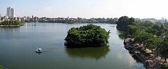 Trúc Bạch Lake - Image: Truc Bach Lake