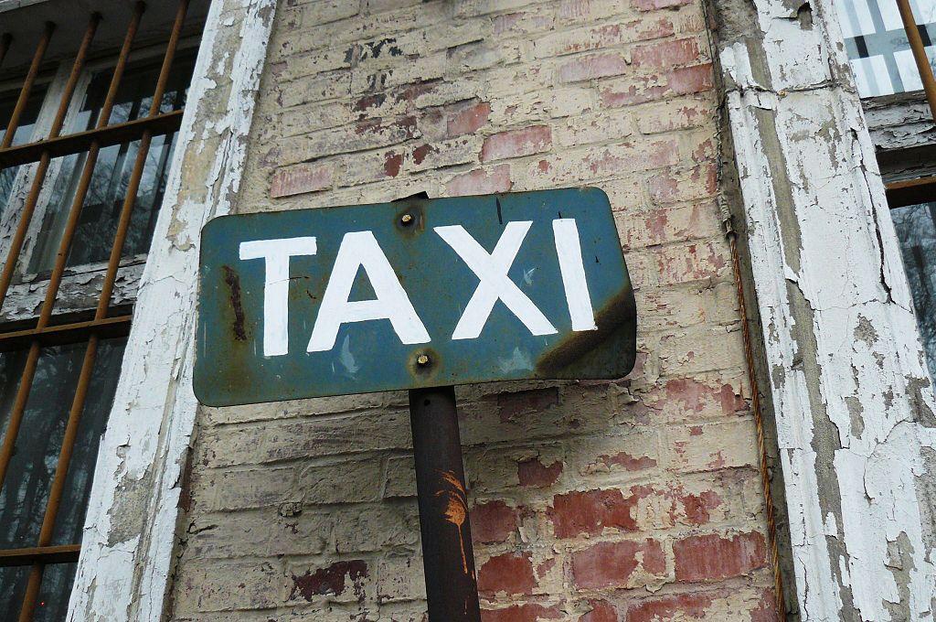"""La """"disruption Uber"""" est une innovation d'usage rendue possible par la généralisation de l'utilisation d'internet sur les smartphones. Elle a flingué le marché des taxis. Image par MOs810, licence CC-BY-SA 3.0, disponible sur Wikimedia common."""