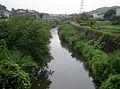 Tsurumi River at Machida.jpg
