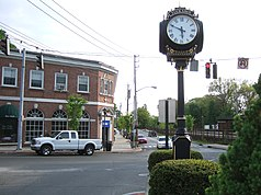 Tuckahoe commercial district