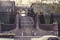 Tufts Memorial Steps in 1976.jpg