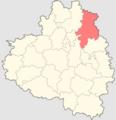 Tulskaya oblast Venevsky rayon.png