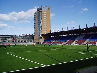 AFC Eskilstuna - AFC Eskilstuna play their home games at Tunavallen