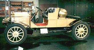 Henri Rougier -  1906 Turcat-Méry
