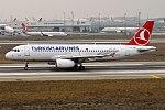 Turkish Airlines, TC-JPN, Airbus A320-232 (28175087399).jpg