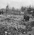 Tweede wereldoorlog, puinhopen, Bestanddeelnr 901-0043.jpg