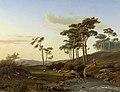 Twilight with Shepherd by Cornelis Lieste Rijksmuseum Amsterdam SK-A-5031.jpg