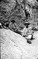 Two men at Megatherium prospect (3568193114).jpg